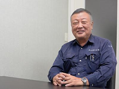 代表取締役 長澤順一